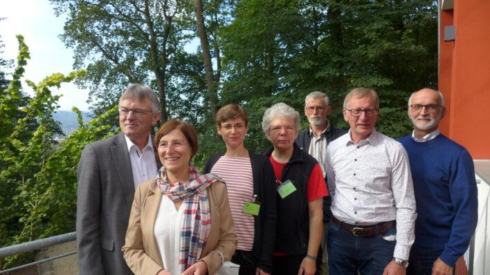 Der neue Vorstand der KLB Deutschland