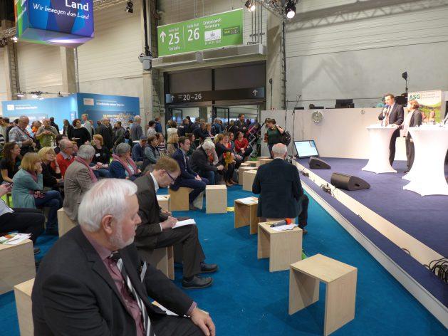Kirche und Land auf der IGW 2020
