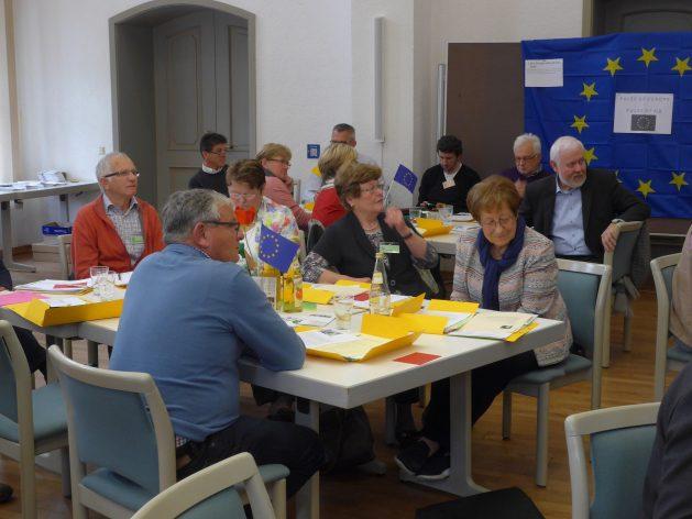 Landvolkbewegung setzt sich für Bürokratieabbau ein. - EU Förderung nach 2021 grundlegend umbauen