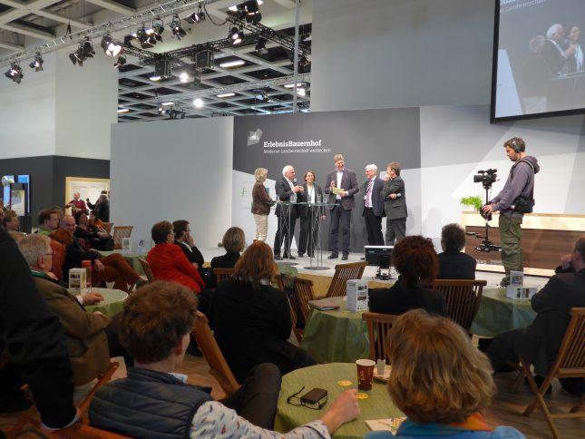 Landkirchentag am 19. Januar 2019 in Halle 3.2 des ErlebnisBauernhof